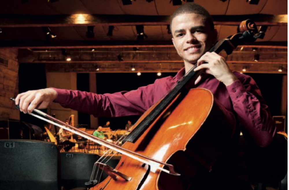 Virtuoso of Perus: After earning a prize of 60.000 reais, young cellist won a full scholarship to attend a prestigious conservatory in Austria.