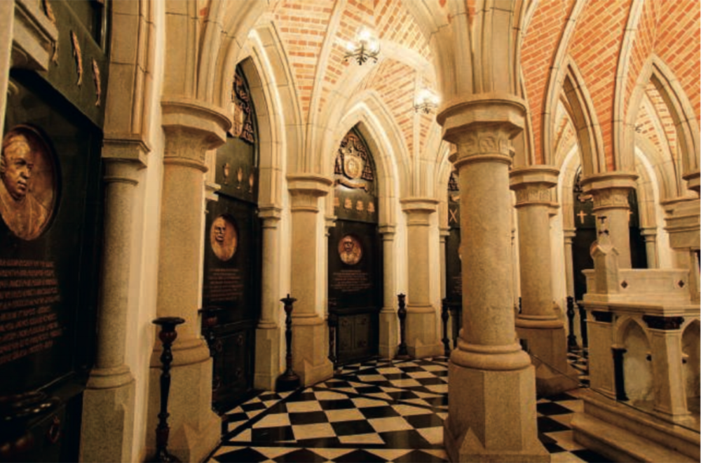 Mysteries of the city:Sé Cathedral debuted a sound system capable of eliminating the traditional echo of ecclesiastical environments