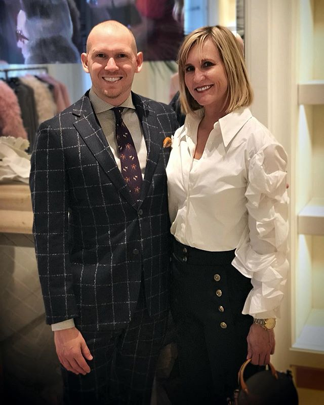 Tonight was a wonderful evening celebrating the 50th anniversary @ralphlauren Rodeo Drive. Kristin and I meet over 6 years ago at RL, and today we are best friends and collaborate together on projects at our Atelier. Our years working at Ralph Lauren were amazing-especially for the sense of community. We are so fortunate to have a true family of friendships among former co-workers, and clients. ❤️ . . . . #50ralphlauren #ralphlauren #ralphlaurenhome #rl50 #ralphlaurenanniversary #rodeodrive #beverlyhills #90210 #fashion #fashionparty #design #interiordesign #interiordesigner #lifeofadesigner #ladesigner #sfdesigner #editorial #mensfashion #womensfashion #fashionistas #fashionable #mensfashion #womenstyle #menstyle #atelierkla #collaboration #lalifestyle #community #coworkers #suit #california