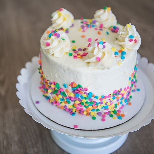 Add a Cake!