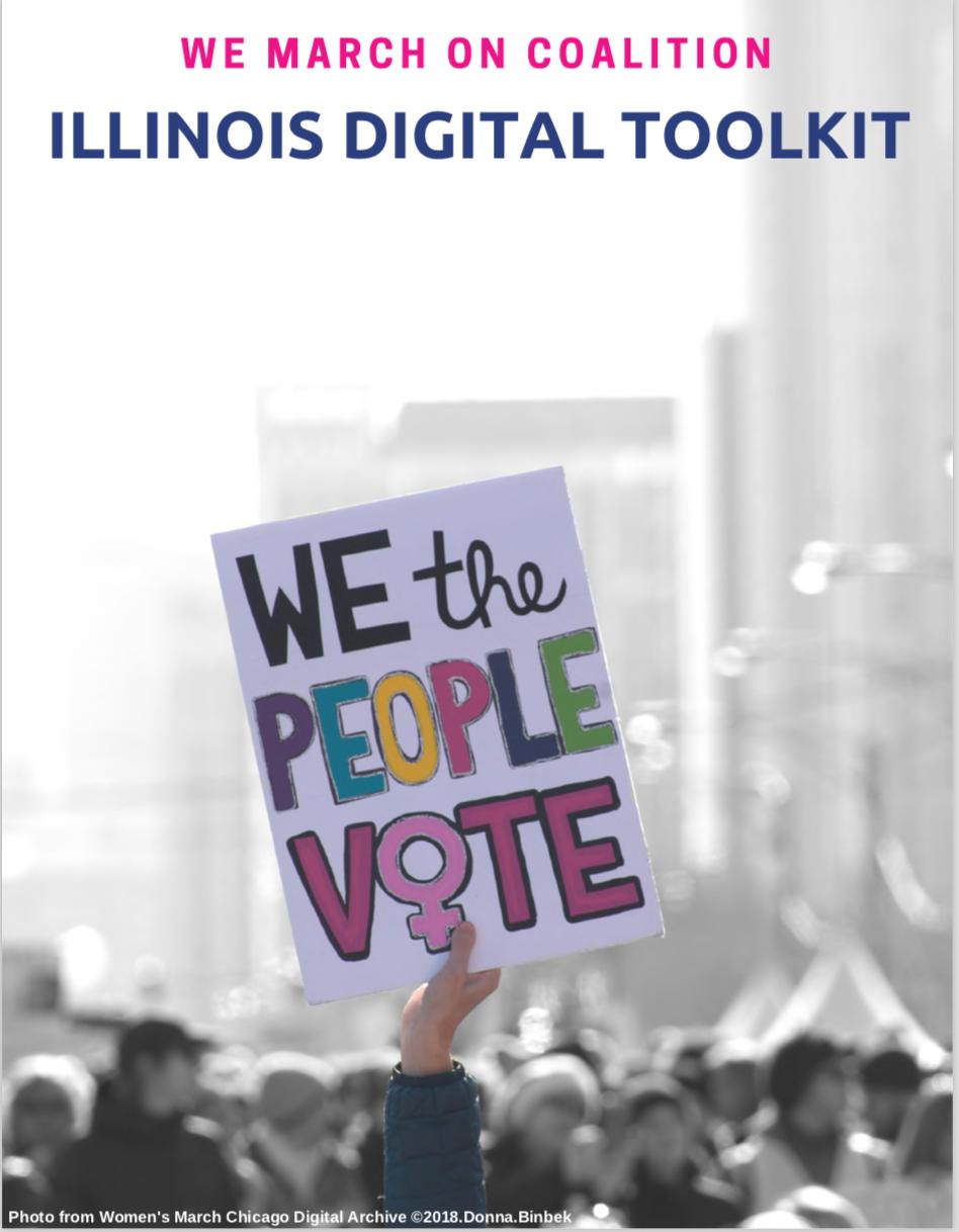 Download the Illinois GOTV Digital Toolkit