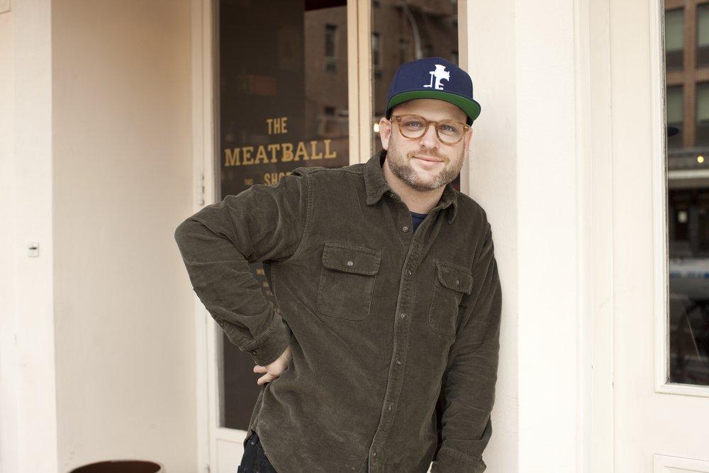 Harlem EatUp! : Daniel Holzman