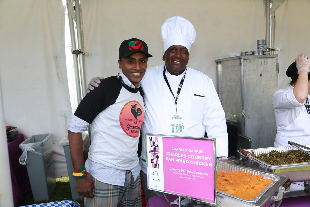 Harlem EatUp! : A Taste of Harlem's Best Food