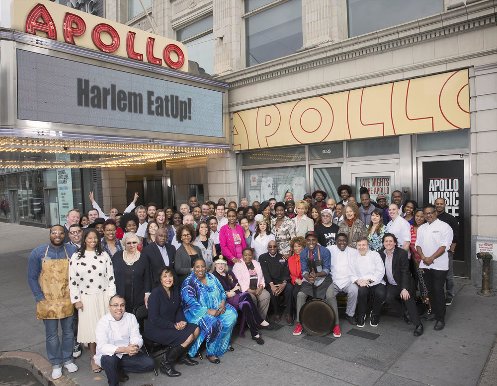 Harlem EatUp! Food Festival : Apollo Theater