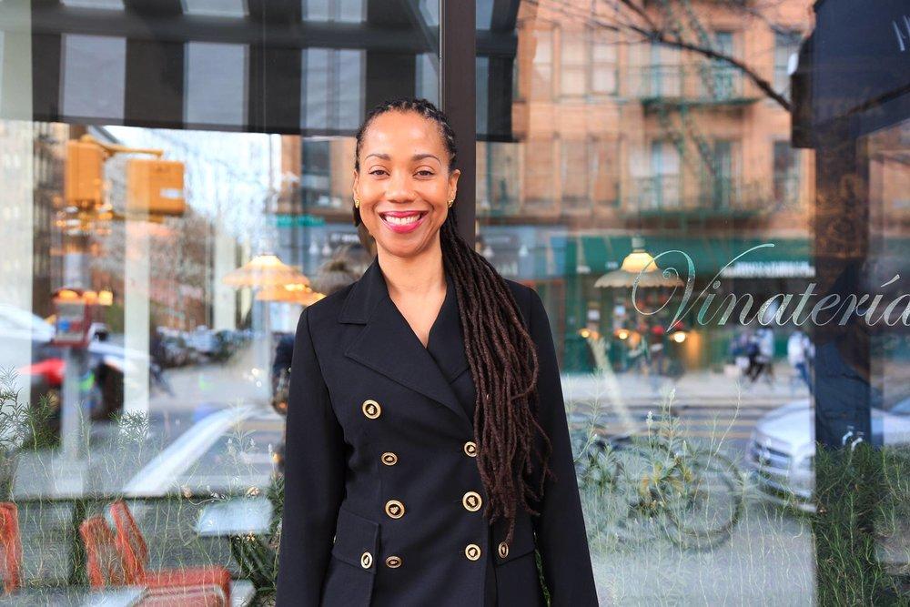 Harlem EatUp! : Yvette Leeper-Bueno