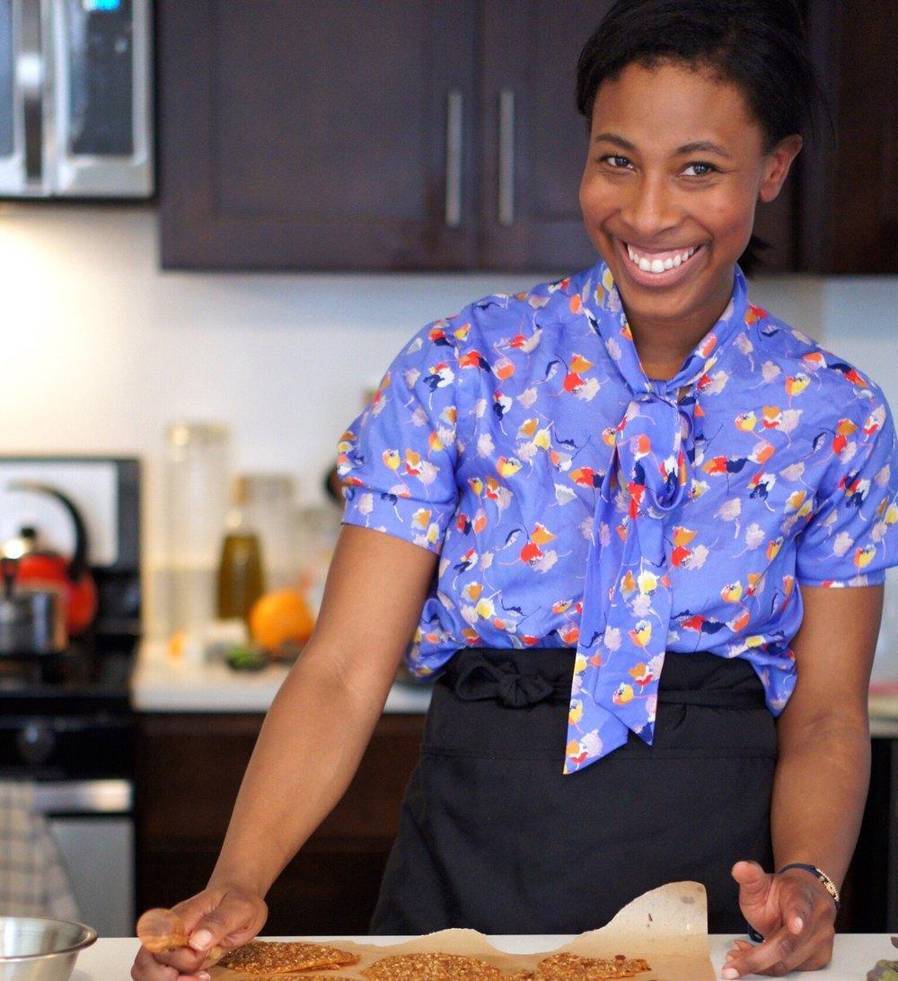 Shareen Casterline from Madison Street Bakehouse