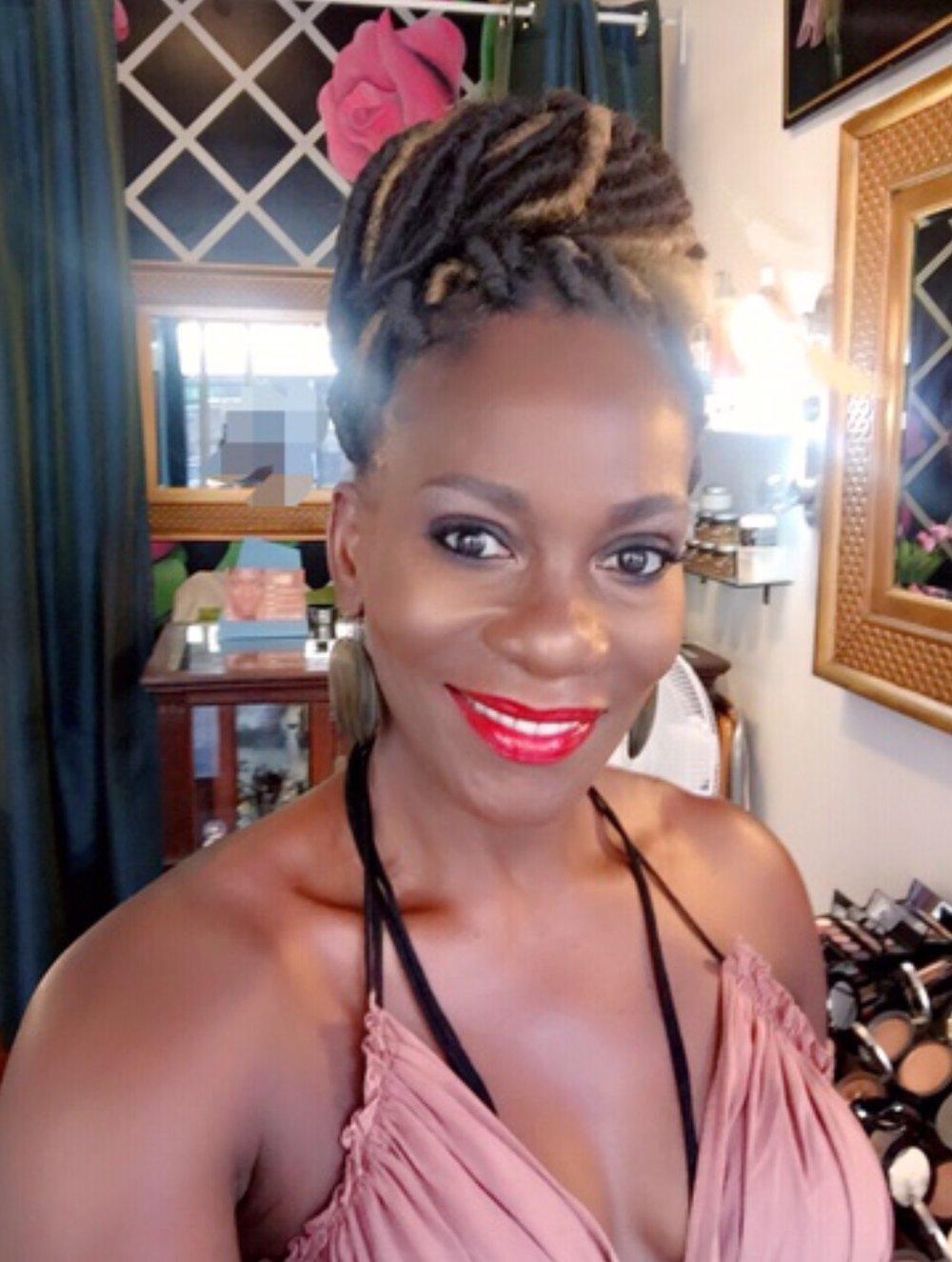 Harlem EatUp! : Sade African Skincare