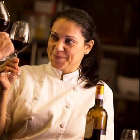 Harlem EatUp! : Bordeaux Wine Council, Paula Maia