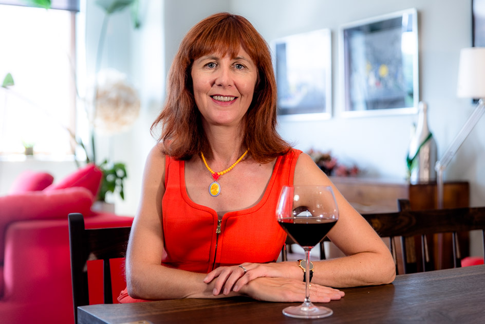 Harlem EatUp! : Bordeaux Wine Council, Mary Gorman-McAdams