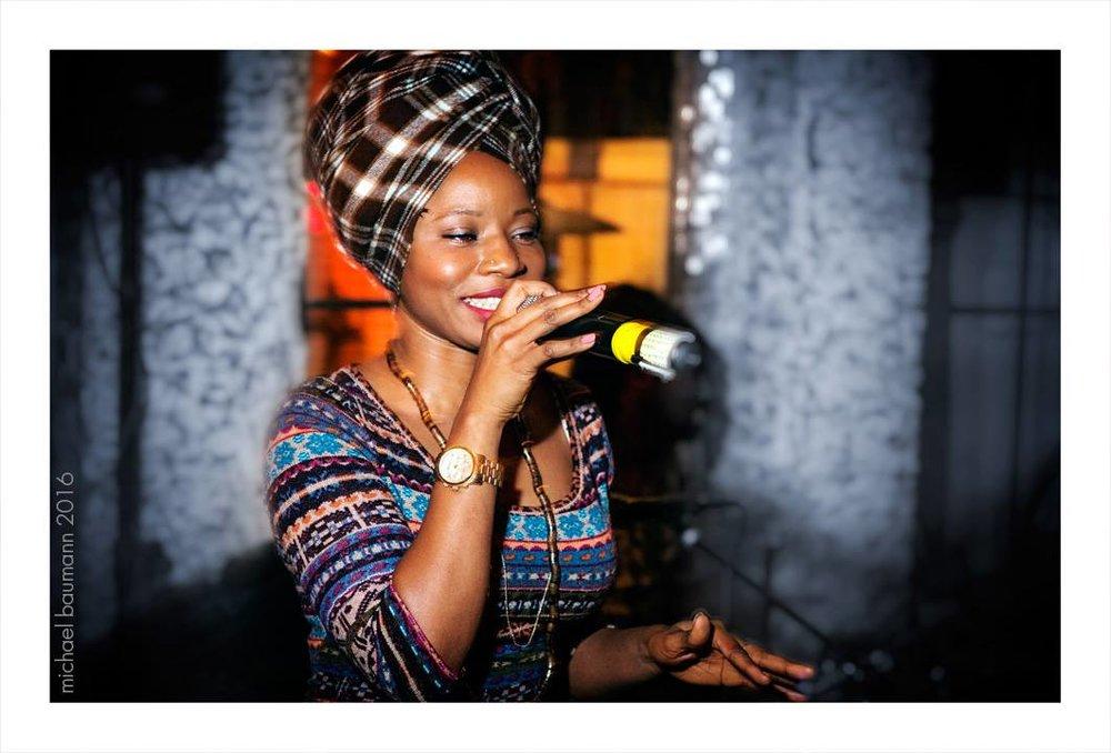 Harlem EatUp! : Natu Camara