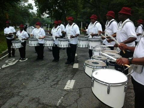 Harlem EatUp! : New Beginnings Drum & Bugle Corps from Harlem