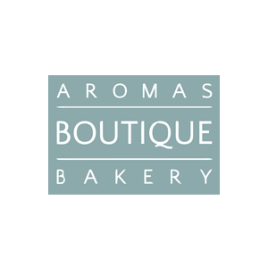 <strong> Aromas Boutique <br> Bakery </strong>