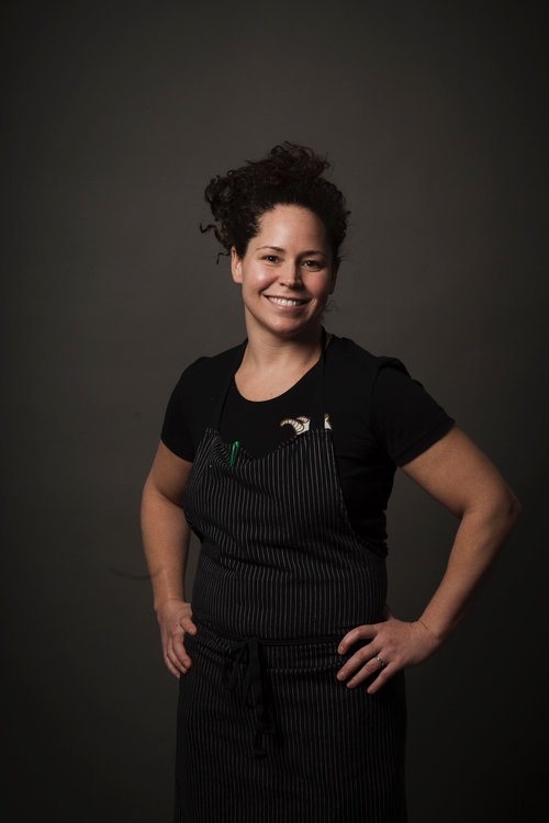 <strong>Girl & The Goat</strong><br>Stephanie Izard