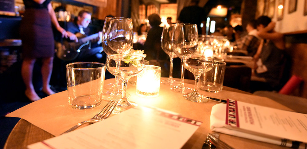 Dine In Harlem   Dinner Series is Co-hosted by and benefits Citymeals on Wheels and Harlem Park to Park
