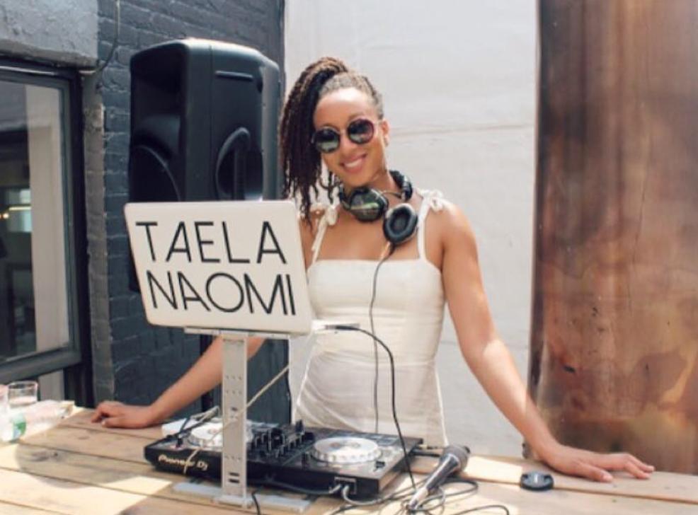<strong>DJ Taela</strong>