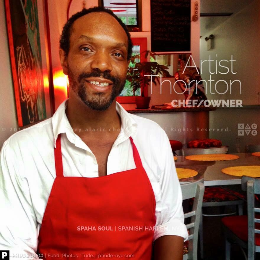 <strong>SpaHa Soul</strong><br>Artist Thornton