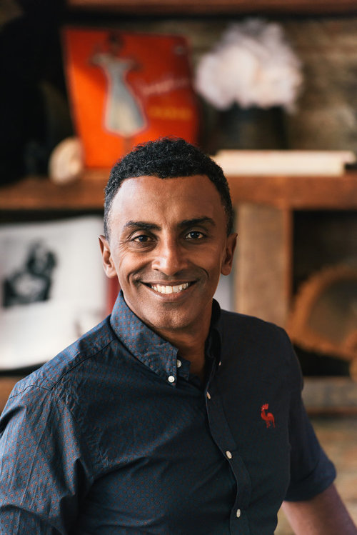 <strong>Marcus Samuelsson</strong><br> Red Rooster Harlem/Ginny's Supper Club