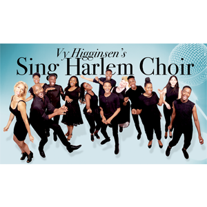 <strong>Vy Higginson's Sing Harlem Choir</strong>