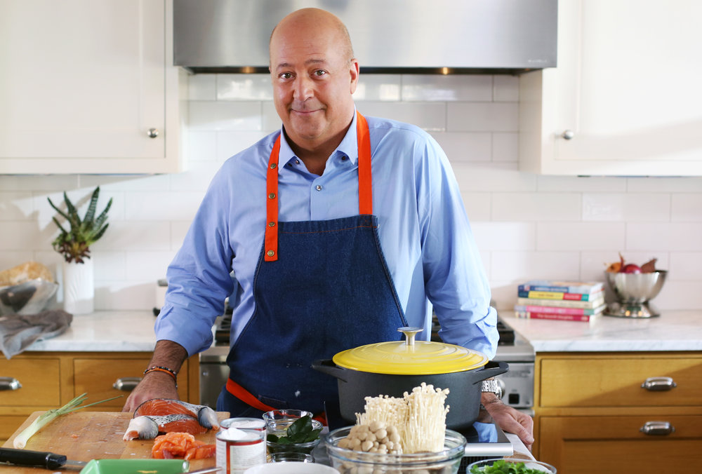 <strong> Andrew Zimmern</strong>