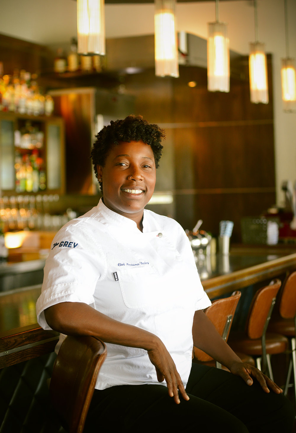 Harlem EatUp! :: Mashama Bailey, The Grey