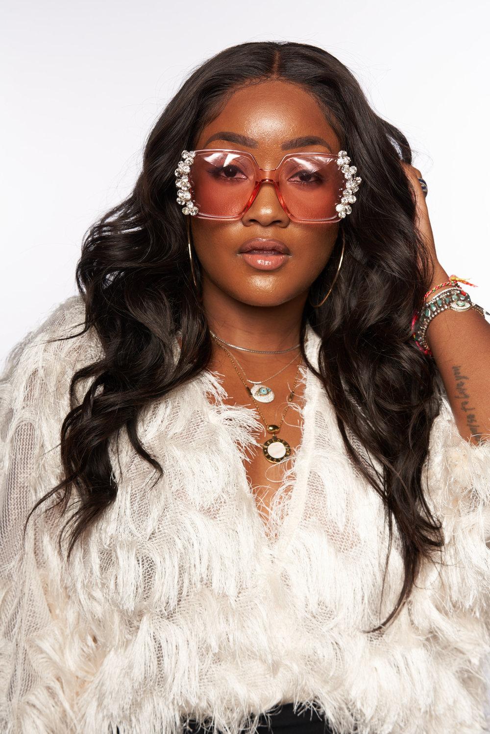Harlem EatUp! Festival: Samantha Smikle, Nroda Eyewear