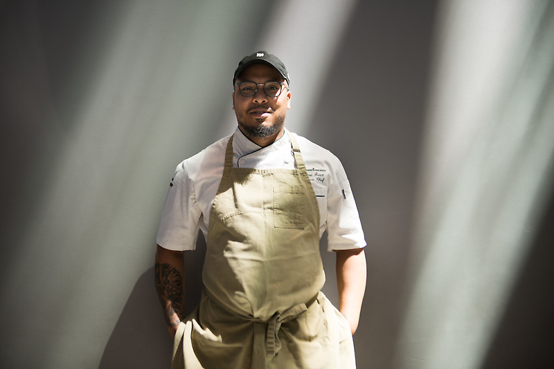 <strong>Jerome Grant</strong><br>Sweet Home Café at the National Museum of African American History and Culture