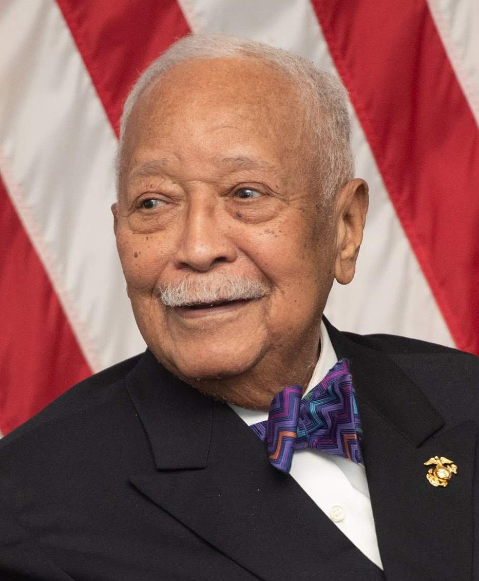 Harlem EatUp! : The Honorable David N. Dinkins