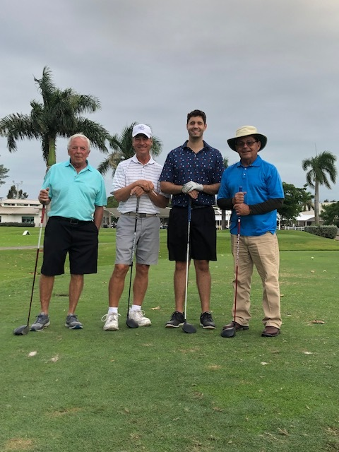Dr. Rocky Rochford has sponsored a Foursome every year! Thank You Dr. Rockford!
