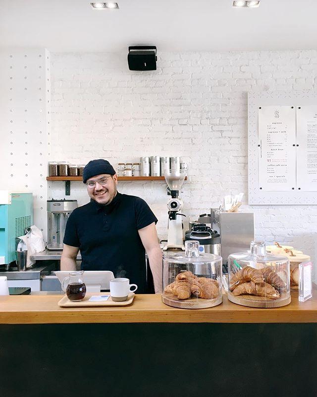 💖✨☕️ . . . . . #supercrowncoffeeroasters #supercrowncoffee #supercrown #super👑☕️ #☕️ #coffeeroaster #drinkbettercoffee #specialtycoffee #bushwick #bushwickcoffee #brooklyn #brooklyncoffee #brooklyncafe #cafe #coffeeshop #baristalife #bushwhick