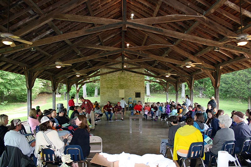 NaCoMe Christian Camp Hull Chapel