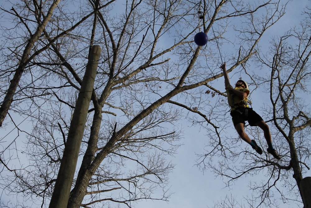 NaCoMe Christian Camp Leap of Faith