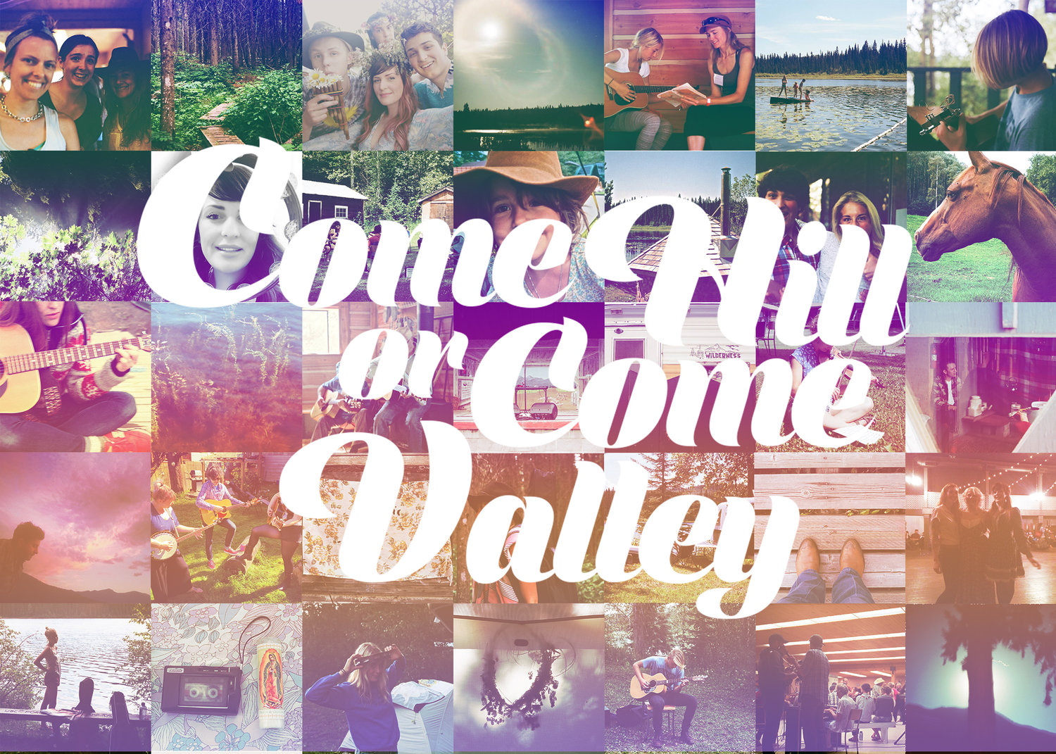 Come Hill or Come Valley