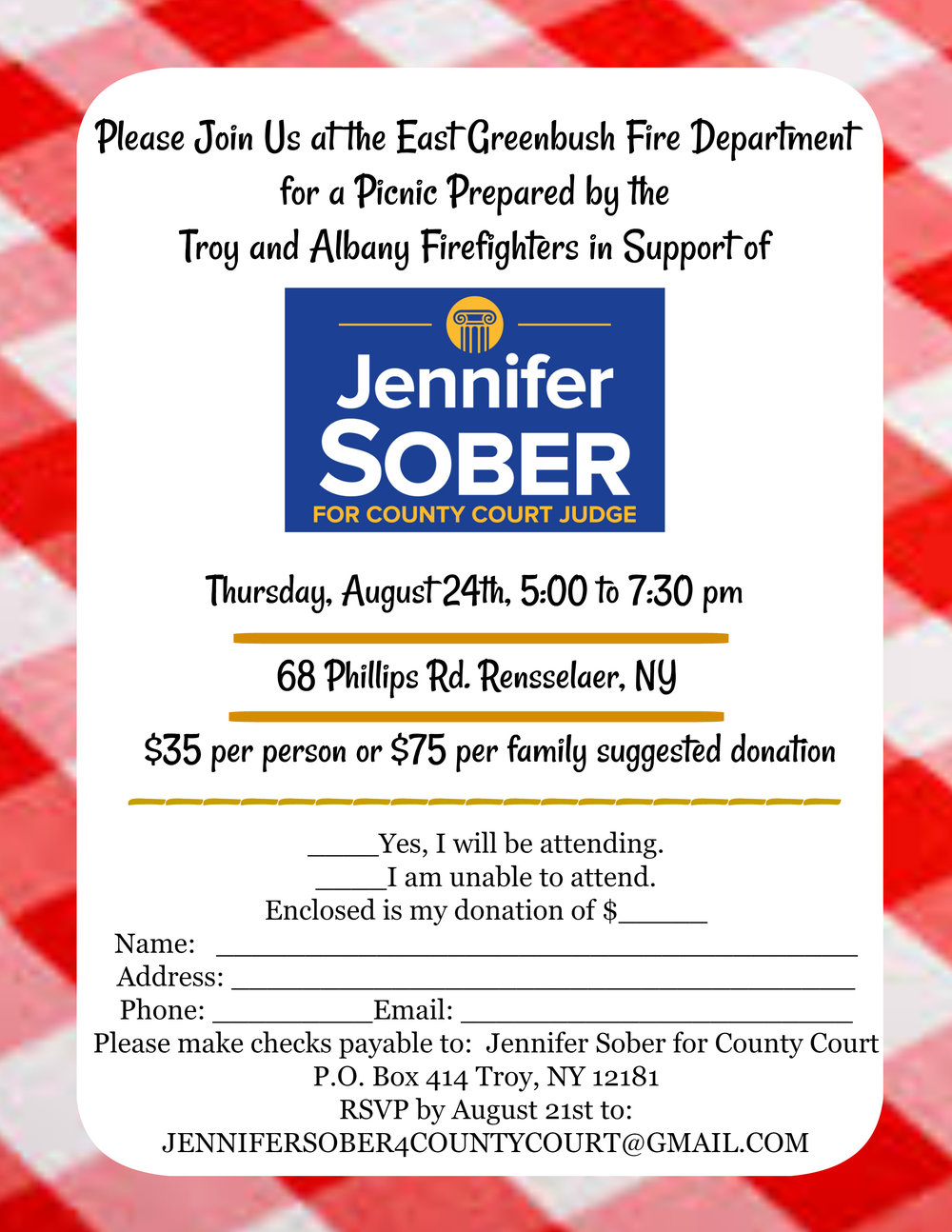 News and Events — Rensselaer County Democratic Committee