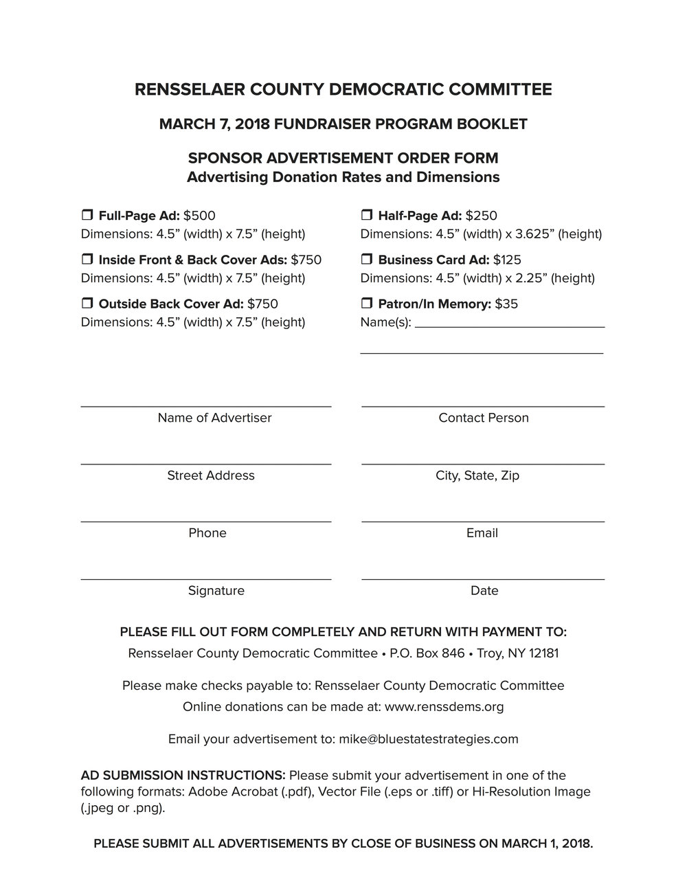 RCDC March 7 2018 Fundraiser Ad Order Form.jpg