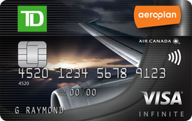 TD Aeroplan Visa Infinite | Prince of Travel | Miles & Points