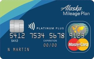 MBNA Alaska Airlines MasterCard | Prince of Travel | Miles & Points