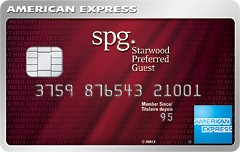 American Express Starwood Preferred Guest Card | Prince of Travel | Miles & Points