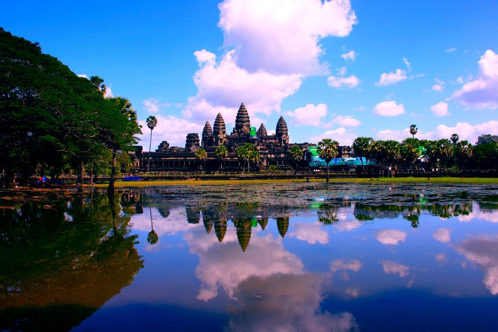 Angkor Wat for the whole family!