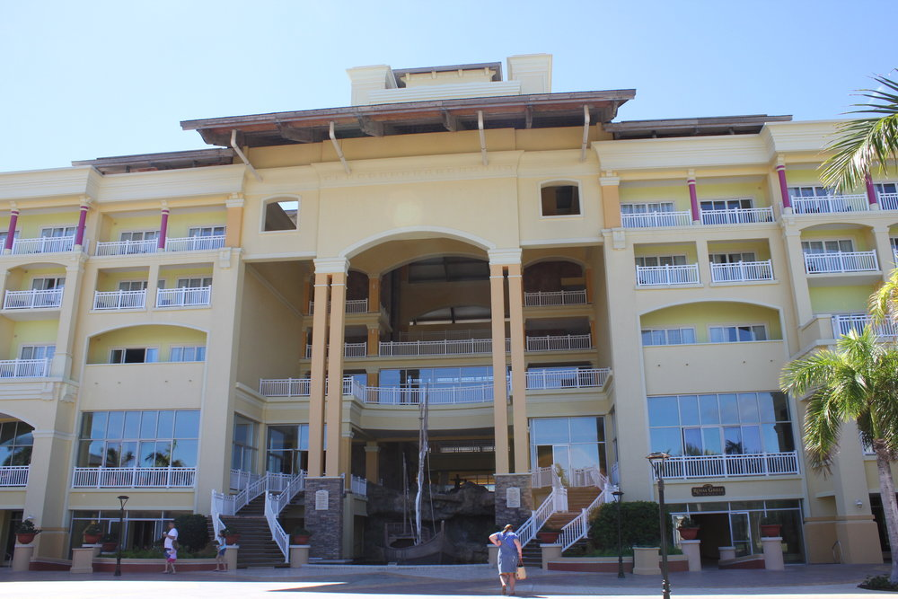Marriott Resort St. Kitts – Main building