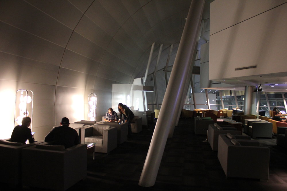 VIP Lounge Miami – Seating area