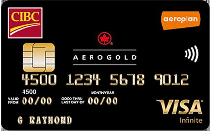 CIBC Aerogold Visa Infinite | Prince of Travel | Miles & Points