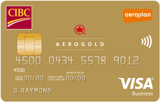 CIBC Aerogold Visa for Business | Prince of Travel | Miles & Points