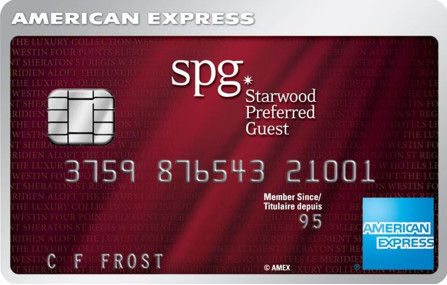 American Express SPG | Prince of Travel | Miles & Points