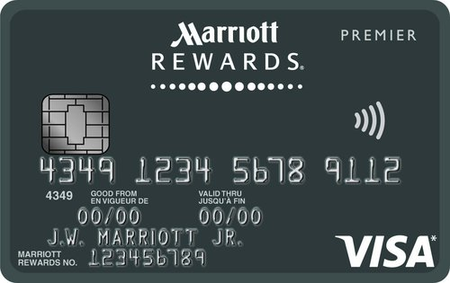 Chase Marriott Rewards Premier Visa | Prince of Travel | Miles & Points