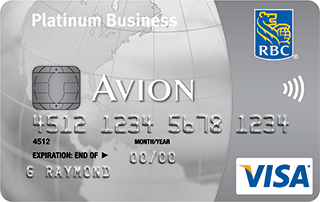 Can you get business credit cards prince of travel rbc visa business platinum avion prince of travel miles amp colourmoves