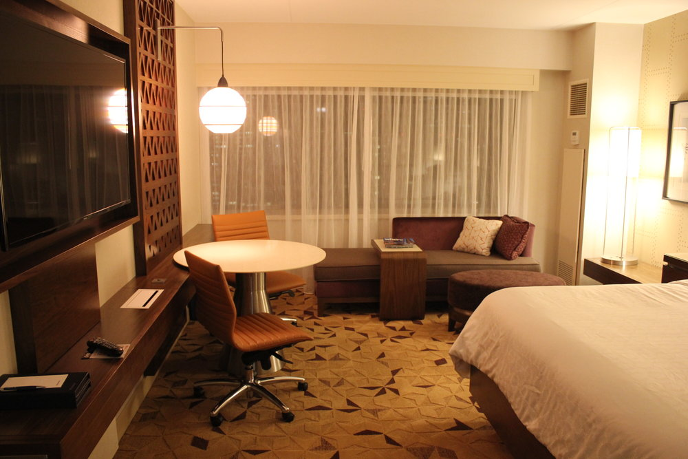 Sheraton Seattle – Room