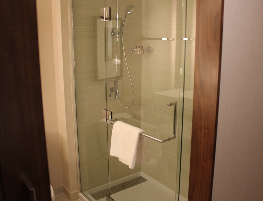 Sheraton Seattle – Shower
