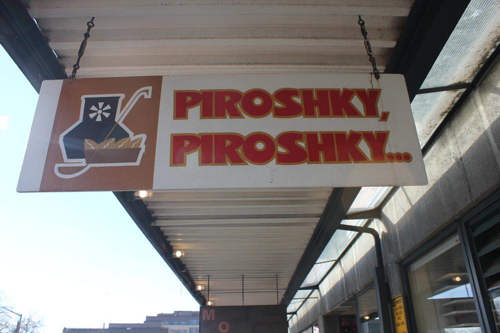 Pike Place Market – Piroshky Piroshky