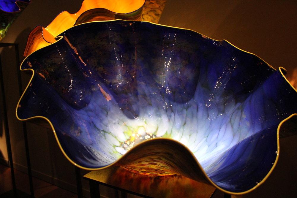 Chihuly Garden & Glass – Glasshouse