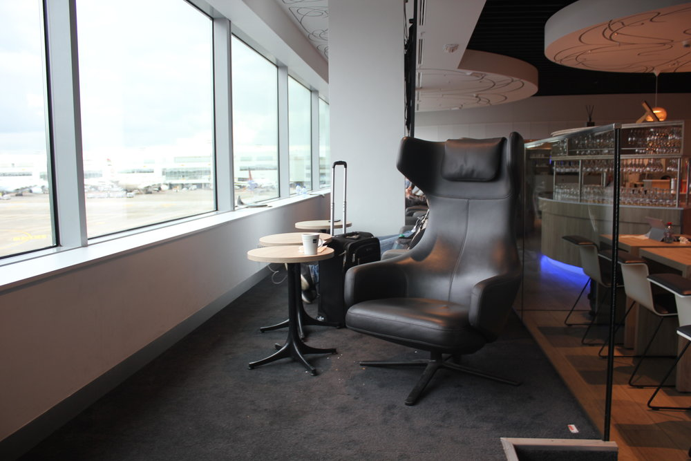 The Loft by Brussels Airlines – Swivel chairs